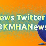 New KMHA News Twitter Account