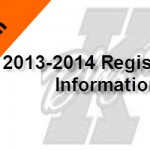 Registration information for the 2013/14 Season – Coming Soon