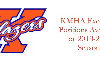 KMHA Executive Positions Available