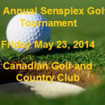 4th Annual Sensplex Golf Tournament