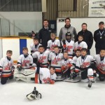 Kanata Novice A4 Inferno Win Mariposa Minor Hockey 3 County Tournament