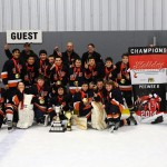 Peewee B1 Gladiators Win10th Annual Holiday House League Peewee B Tournament
