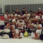Kanata A1 Stallions Win Gold at 11th Annual Capital House Peewee Championships