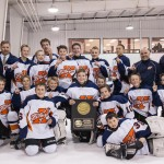 Congratulations to the Major Peewee B Team