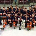 Congratulations to the Peewee A3 Team