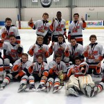Congratulations to our Peewee A1 Team