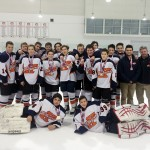 Congratulations to the Major Bantam AA team