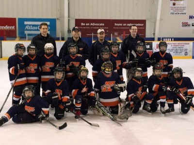 Congratulations Novice A3