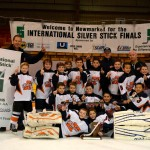 Congratulations to the Kanata Blazers Minor Atom A team for Winning the 2016 Silverstick International Tournament in New Market this weekend