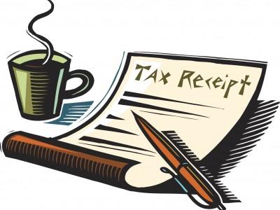 Child fitness Tax Receipts